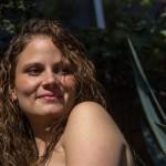 retrato de Norma Ordieres