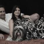 sesion casual, pregnart session, foto de familia